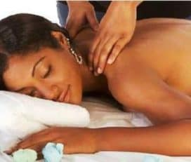 Body Massage for women with professional male therapist