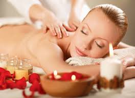 Body massage services with female in Hyderabad