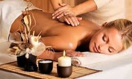 Petals Spa therapies for men and women
