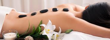 Petals Spa therapies for men and women.