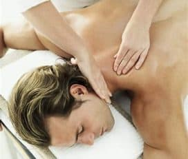 Female to Male body massage in Madhapur