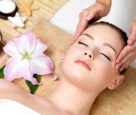 Male to female  body massage