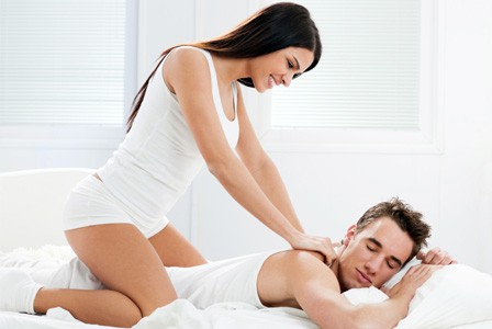 FULL BODY MASSAGE – FEMALE TO MALE- NO EXTRA TIPS