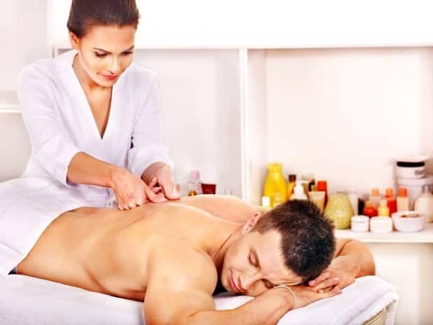 Massage at your doorstep