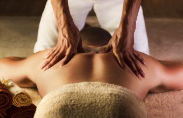 Female to male body massage in Hyderabad