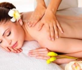 Body Massage for women at your door step