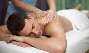 Female body massage in Hyderabad