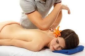 Female body spa